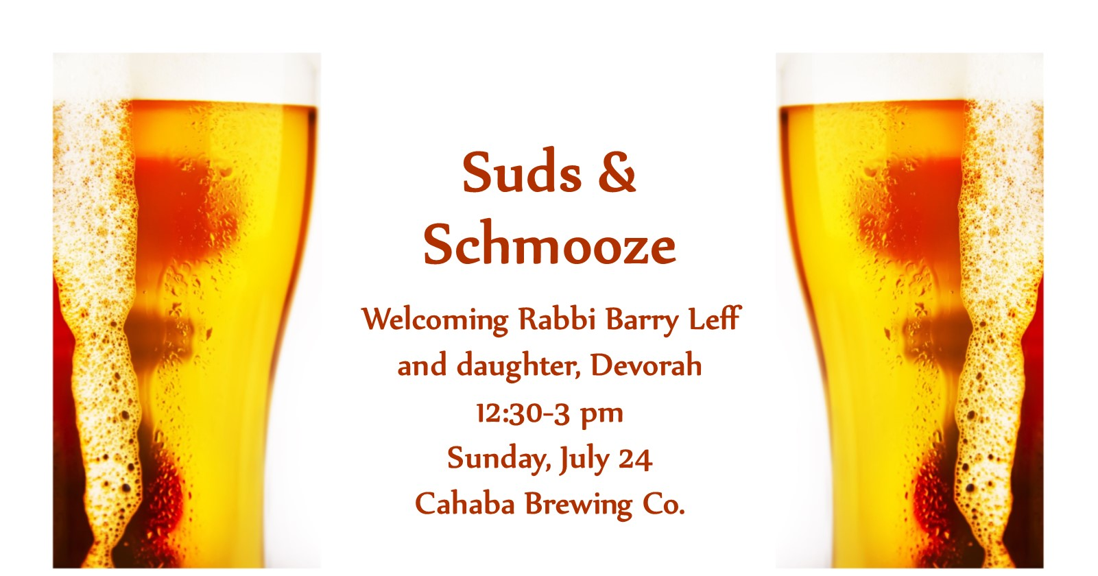Suds-and-Schmooze